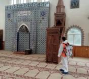 Kahramanmaraş'ta Camiler Ramazan'a Hazırlanıyor