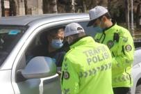 Kısıtlamada Sessizliğe Bürünen Erzincan Ve Bayburt'ta Vaka Artışları Devam Ediyor