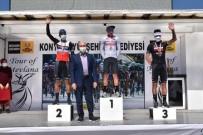 Sakarya'nın Bisiklet Takımı Konya'da Podyuma Çıktı