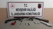 Acıgöl'de Uyuşturucu Ticareti Yapan 1 Kişi Tutuklandı