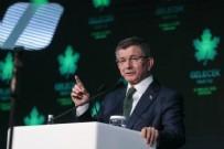 AHMET DAVUTOĞLU - Ahmet Davutoğlu'nun bildirici amiraller hakkındaki açıklamaları