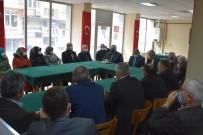 AK Parti, Yeni Yöneticilere Başarı Diledi