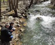 Alabalık Tesislerinin Çevreye Etkileri Araştırılıyor