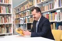 Balıkesir Büyükşehir'den 100 Bin Kitaplık Millet Kütüphanesi