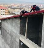 Bingöl'de İpe Takılan Güvercin Kurtarıldı