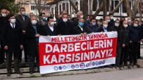 Çankırı'da, Emekli Amiraller Hakkında Suç Duyurusu
