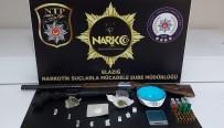 Elazığ'da Uyuşturucu Tacirlerine Operasyon Açıklaması 4 Tutuklama
