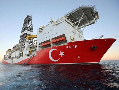 Fatih sondaj gemisi yola çıktı!