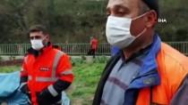 Giresun'da, Debisi Yükselen Derede Suya Kapılan İki İşçiden Biri Öldü
