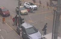 Iğdır'da Motorlu Kurye Ölümden Döndü