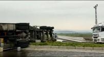 Kahramanmaraş'ta Tır Tıra Çarptı Açıklaması 1 Ölü, 1 Yaralı
