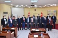 Karabük İl Genel Meclisinden 'Montrö Bildirisi'ne Tepki