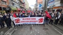 Karabük Milli İrade Platformu'nda 'Montrö Bildirisi'ne Tepki