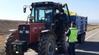 Kırıkkale'de Yıl Traktör Kazaları Yüzde 63 Azaldı