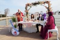 Korona Virüsü Yenen Başkan İlk Nikahını Kıydı