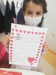Minik Öğrencilerden Sağlık Çalışanlarına Duygulandıran Mektup
