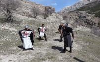 Miryokefalon Savaşı'nı Konu Alan Sinema Filmi İçin Tanıtım Çekimi Yapıldı