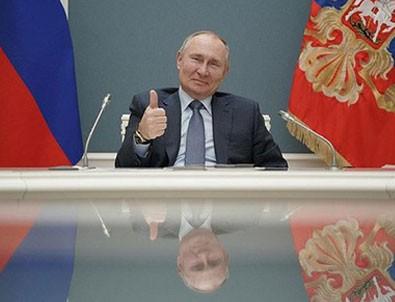 Putin imzayı attı! Hedefi 2036!