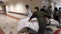 Siirt'te Balık Avlamak İsterken Elinde Dinamit Patlayan Şahıs Yaralandı