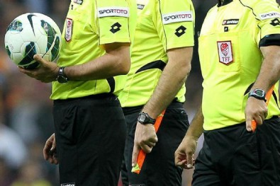 Süper Lig'de 33. hafta hakemleri açıklandı!