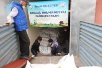 Talas'tan Tohum Desteği Devam Ediyor