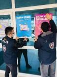 Tekirdağ'da Sokaklara Siberay Afişleri
