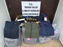 Tekirdağ'da Taklit Ürün Operasyonu Açıklaması 141 Adet Ürün Ele Geçirildi