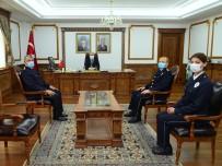 Vali Akın, 'Polis, Huzurun Tesisinde Önemli Görevler Üstlenmekte'