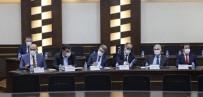 Ağrı'da İl İstihdam Ve Mesleki Eğitim Kurulu Toplantısı Yapıldı