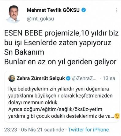 AK Parti'den İBB'ye belediyecilik dersi!