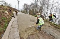 Altınordu'da Beton Yol Seferberliği