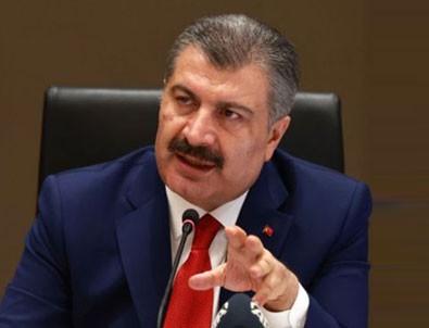 Bakan Koca'dan Kılıçdaroğlu'na sert tepki!
