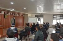Belediye Personeline İlk Yardım Eğitimi Verildi