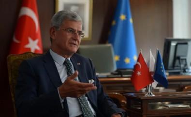 BM Genel Kurul Başkanı Volkan Bozkır'dan flaş 'darbe' çıkışı: Ben başkan olduğum sürece...