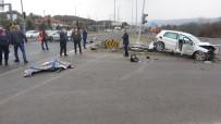 Bolu'da Feci Kaza Açıklaması 1 Ölü, 3 Yaralı