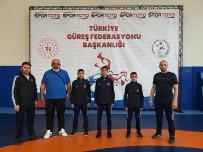 Düzceli 3 Sporcu Güreş Milli Takımına Seçildi