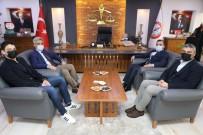 Erzincan Protokolünden Avukatlar Günü Ziyaretleri