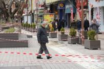 Eskişehir'de Yoğunluk Oluşturan Parklar Kapatıldı