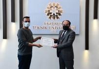 ETÜ'de 5 Yılını Dolduran Personellere Teşekkür Belgesi Verildi