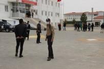 Karaman'da Testi Pozitif Çıkan Yolcunun Bulunduğu Otobüsteki 20 Kişi Karantinaya Alındı
