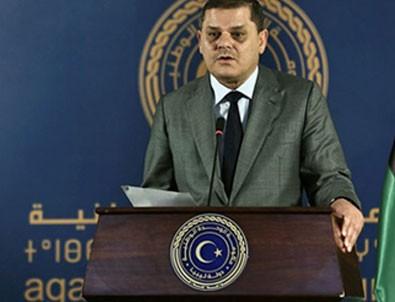 Libya Başbakanı Dibeybe Miçotakis'in suratına baka baka Türkiye dedi!