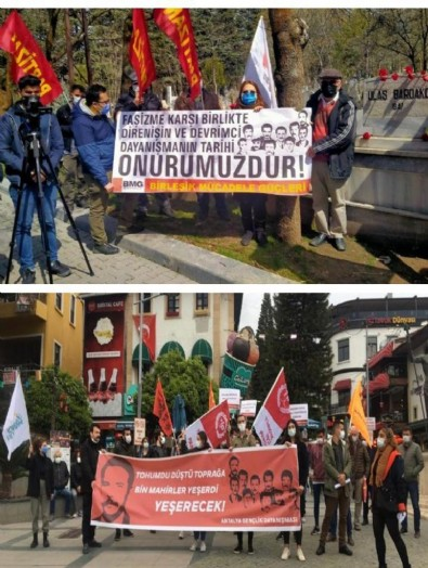 Mahir Çayan ittifakı! CHP, sol örgütler, HDP ile Çayan'ın mezarında birleşti