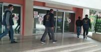 Mardin'de İş Yeri Hırsızları Yakalandı