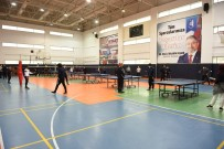 Masa Tenisi Antrenörlük Kursu Çorum'da Başladı