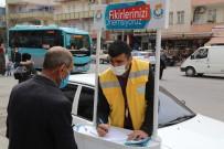 Şanlıurfa'da Vatandaşlar Taleplerini Sahada İletiyor