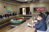 Siirt'te İl Pandemi Kurulu Toplantısı Düzenlendi