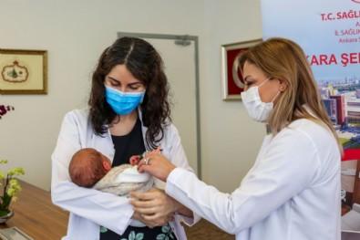 Türkiye'nin bir ilk antikorlu bebeği doğdu!