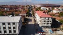 Zübeyde Hanım Caddesinde Yol Genişletme Çalışmaları Başladı