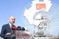 Bakan Karaismailoğlu Açıklaması 'Türksat 5A Mayıs Ayının İlk Haftasında 31 Derece Doğu Yörüngesine Ulaşacaktır'