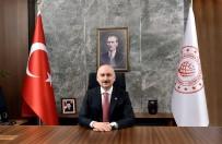 Bakan Karaismailoğlu Açıklaması 'Uydumuz, Mayıs Ayının İlk Haftasında 31 Derece Doğu Yörüngesine Ulaşacaktır'
